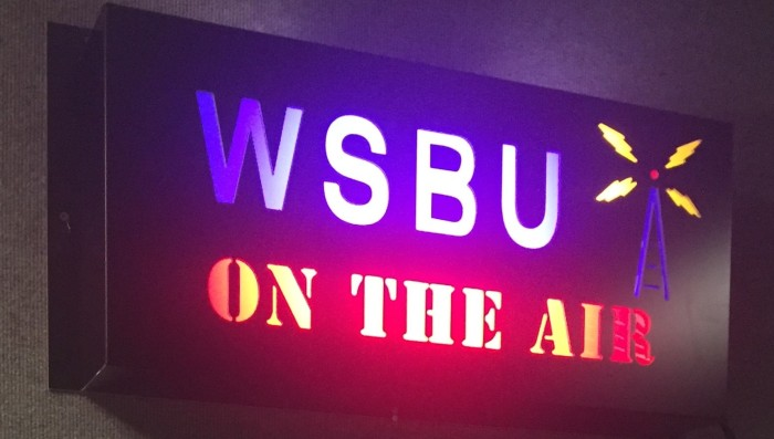 Jandoli Institute WSBU-FM Buzz radio